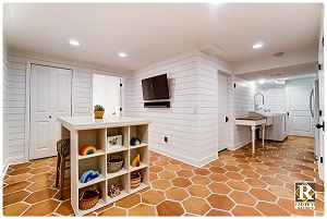 Tell Your Story | Hexagon Saltillo Tile | Mexican Tile in Ohio